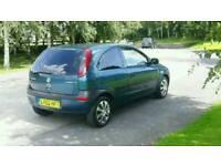 Vauxhall corsa 1.2 petrol Automatic 5dr hatchback tidy car bargain price 4 Christmas