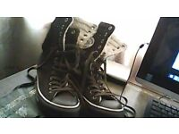 Converse All Star Hi Top Chuck Taylor Trainers