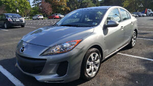 2012 Mazda 3 only 121,000 Low KM in mint condition