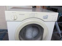 3kg Sensordry White Knight Tumble Dryer