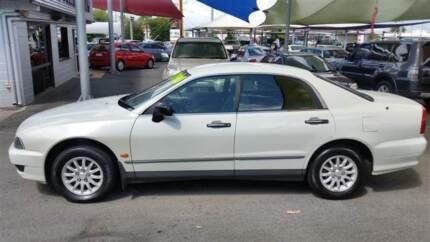 2000 Mitsubishi Magna Sedan- Automatic - Front Wheel Drive Westcourt Cairns City Preview