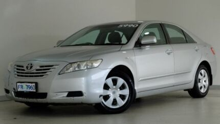 2007 Toyota Camry ACV40R Altise Silver 5 Speed Automatic Sedan Hobart CBD Hobart City Preview