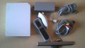 Nintendo Wii System complete console