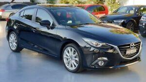 2014 Mazda 3 Black Sports Automatic Sedan Sylvania Sutherland Area Preview