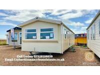 CARAVAN EXHIBITION AT BUNN LEISURE THIS WEEKEND IN SELSEY CLOSE TO CHICHESTER,