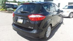 2013 Ford C-Max Hybrid SEL | Lthr | Navi | Glass Roof Kitchener / Waterloo Kitchener Area image 5