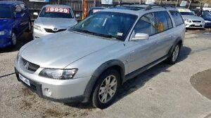 2004 Holden Adventra VY II LX8 Silver 4 Speed Automatic Wagon Maidstone Maribyrnong Area Preview