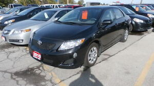 GOOD CARS ONLY HAS 2010 Toyota Corolla CE Sedan WITH ONLY 15100