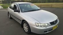 2002 Holden Commodore VY Executive Silver 4 Speed Automatic Sedan Condell Park Bankstown Area Preview