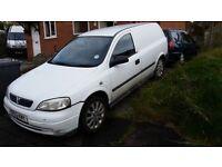 2003 Vauxhall Astra Van 1.7DTI Cheap Cheap Cheap