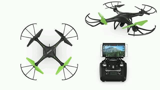 drona pret