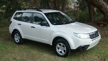 2010 Subaru Forester S3 MY10 X AWD White 5 Speed Manual Wagon Oaks Estate Queanbeyan Area Preview
