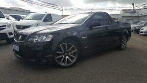 2011 Holden Commodore VE II SS-V Black 6 Speed Manual Utility Maddington Gosnells Area Preview