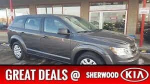 2015 Dodge Journey SE Accident Free,  A/C,