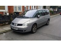 53 Renault Grd Espace 3.5 V6 Initiale Paris + LPG. Very Rare and Quick MPV!