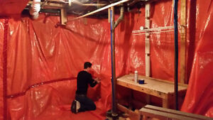 DO YOU HAVE ASBESTOS...DONT WAIT CALLS US FOR A ~~FREE~~ QUOTE Edmonton Edmonton Area image 8