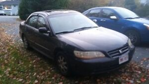2002 Honda Accord sale