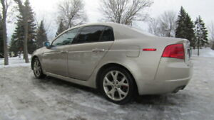 ACURA TL DELUXE, DÉMARREUR, TOIT, CRUISE, MAGS, TRÈS PROPRE