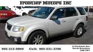 2009 Mazda Tribute GX I4 3 MONTH LUBRICO WARRANTY INCLUDED!