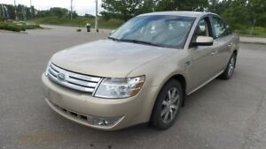 2008 Ford Taurus SEL Leather