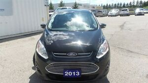 2013 Ford C-Max Hybrid SEL | Lthr | Navi | Glass Roof Kitchener / Waterloo Kitchener Area image 8