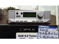 Cyrus dab 8 - FM / DAB Radio