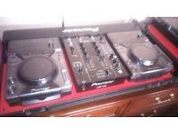 Pioneer cd mixers