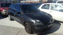 2002 Renault Clio Expression Black 5 Speed Manual Hatchback Georgetown Newcastle Area Preview