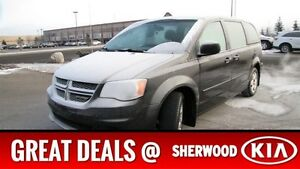 2013 Dodge Grand Caravan CANADIAN PACKAGE Accident Free,  A/C,