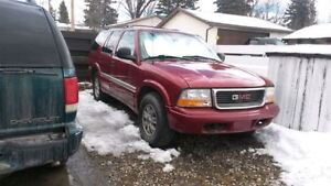 Hinton 1998 GMC Jimmy SUV, Crossover