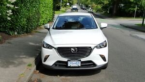 $750 cash incentive - save over $2,500 on 2016 Mazda CX3 lease