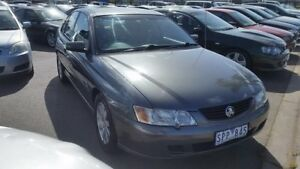 2003 Holden Commodore VY II 25th Anniversary Grey 4 Speed Automatic Sedan Cheltenham Kingston Area Preview