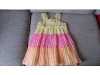Girl dress 5 yrs