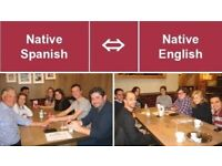 Native Spanish - Native English - Londres Language Exchange - Tuesday 29th May