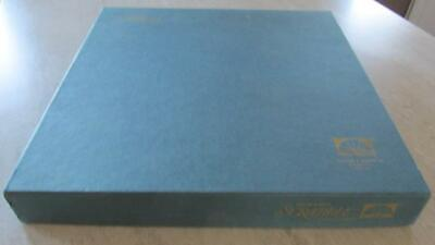 Scrabble Deluxe Edition ~ 1977