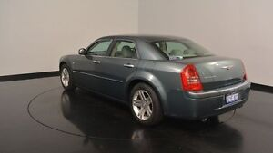 2006 Chrysler 300C MY2006 HEMI Olive Green 5 Speed Sports Automatic Sedan Victoria Park Victoria Park Area Preview