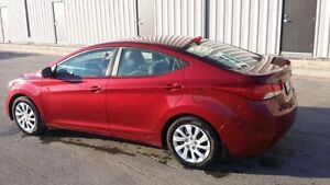 2012 Hyundai Elantra Low Km's on Engine, Heated Seats, Bluetooth