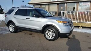 2015 Ford Explorer 4WD ONLY 33,000 KM'S!
