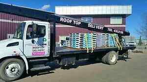 SHINGLE DELIVERY TRUCK 4 SALE
