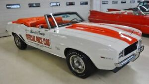 I am Looking To Buy a 1969 Camaro Pace Car or RS/SS Convertible