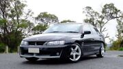 2004 Holden Special Vehicles Clubsport Y Series 2 Black 6 Speed Manual Sedan Hobart CBD Hobart City Preview