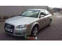 Audi a4 2.0 TDI BRE Engine breaking silver same parts as a6 subwoofer doors dash boot