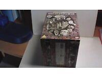 CORONATION STREET 1960-1969 -- 10 x DVD BOX SET-80 EPISODES.