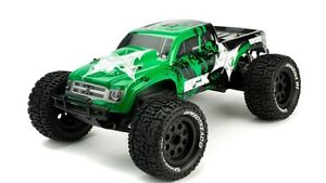 ECX RC Ruckus 1/10 Scale Monster Truck (New in the Box) Windsor Region Ontario image 1