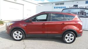2014 Ford Escape SE, 4WD, Local Trade in Kitchener / Waterloo Kitchener Area image 2