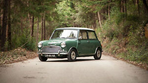 MK1 Mini Cooper S **WANTED**