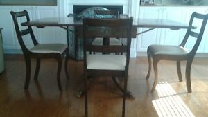antique dining room set Duncan Phyfe