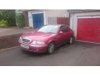 Rover 45 2.0 Diesel - For spares or repair