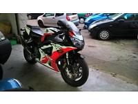 2003 03 HONDA FIREBLADE CBR929RR LIMITED US EDITION BY ERION RACING