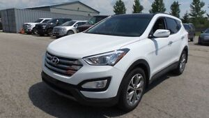 2015 Hyundai Santa Fe Sport Limited AWD LOADED